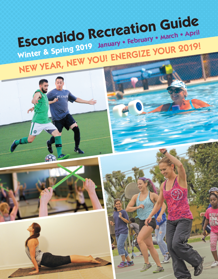 Home - Escondido Recreation
